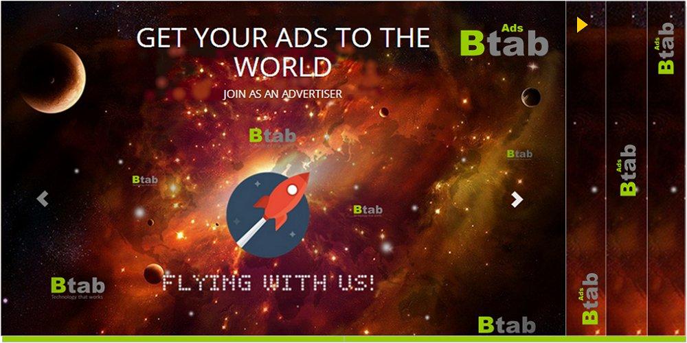 Btab Ads