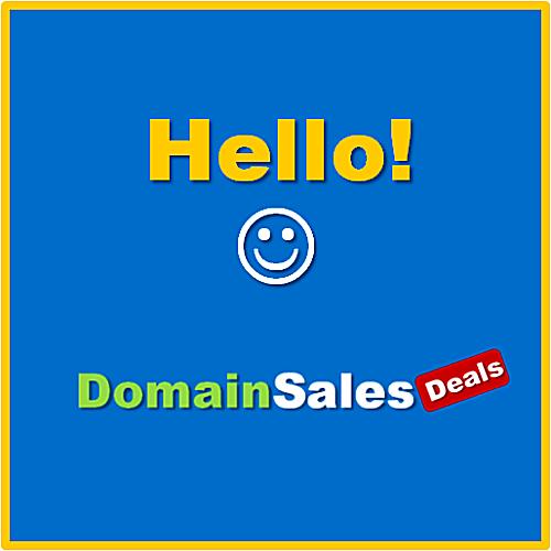 Domain Sales Deals